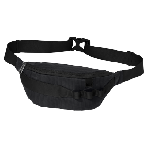 Jack Wolfskin Unsiex Hip N Sling Belt Bag - Black